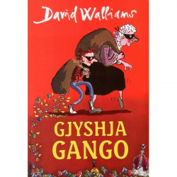Gjyshja Gango, David Walliams