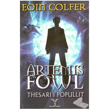 Artemis Fowl 1, Thesari i Popullit, Eoin Colfer