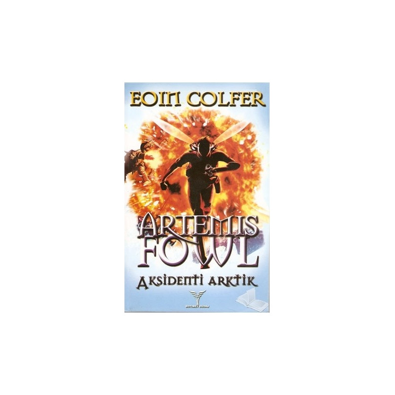 Artemis Fowl 2, Aksidenti Arktik, Eoin Colfer