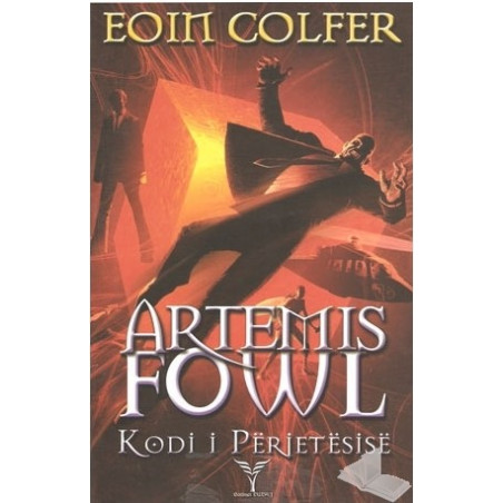 Artemis Fowl 3, Kodi i Perjetesise, Eoin Colfer