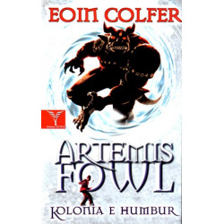 Artemis Fowl 5, Kolonia e Humbur, Eoin Colfer