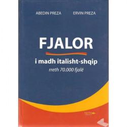 Fjalor i madh italisht-shqip, Abedin Preza, Ervin Preza