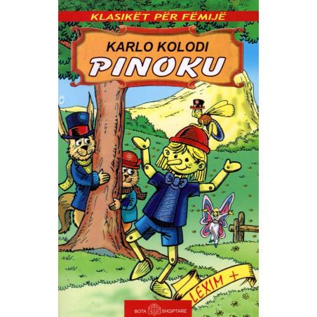 Pinoku (pershtatje per femije), Karlo Kolodi