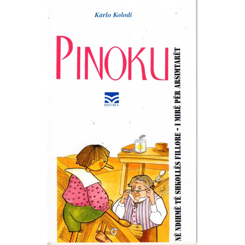 Pinoku Pershtatje Per Femije Karlo Kolodi Libraria