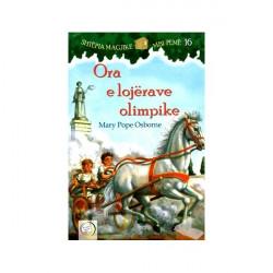 Shtepia Magjike mbi Peme 16, Ora e Lojerave Olimpike, Mary Pope Osborne