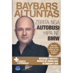 Zbrita nga autobusi hipa ne BMW, Baybars Altuntas