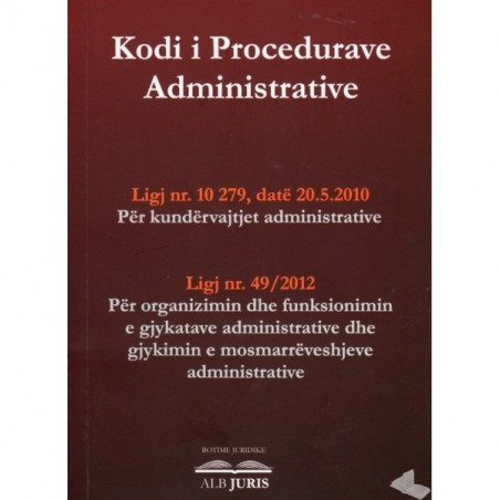 Kodi i Procedurave Administrative