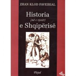 Historia me e vjeter e Shqiperise, Zhan Klod Faveirial