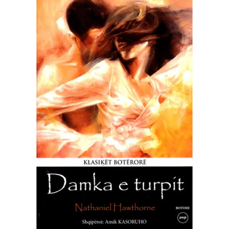 Damka e turpit, Nathaniel Hawthorne