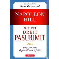 Nje vit drejt pasurimit, Napoleon Hill