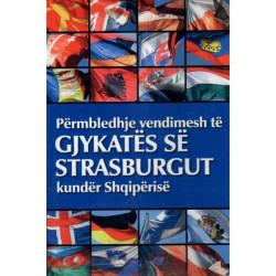 Permbledhje vendimesh te Gjykates se Strasburgut kunder Shqiperise