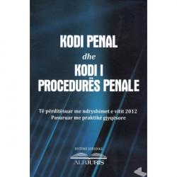 Kodi Penal dhe Kodi i Procedures Penale