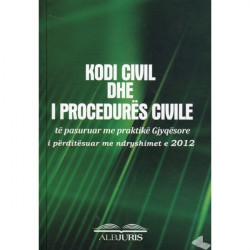 Kodi Civil dhe i Procedures Civile