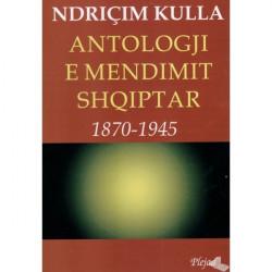Antologji e mendimit shqiptar, Ndricim Kulla