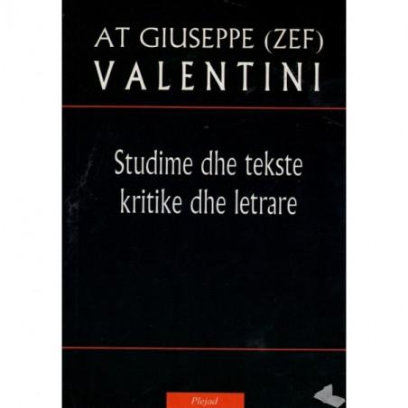 Studime dhe tekste letrare, Giussepe Valentini