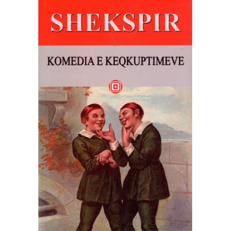 Komedia e keqkuptimeve, Uiliam Shekspir