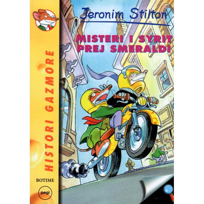 Jeronim Stilton, Misteri i Syrit prej Smeraldi