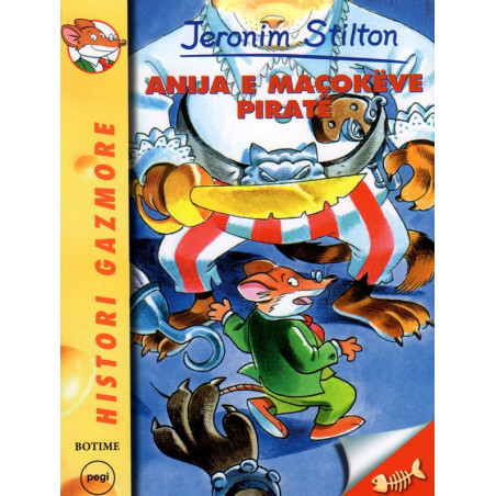 Jeronim Stilton, Anija e macokëve pirate