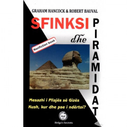 Sfinksi dhe piramidat, Graham Hancock, Robert Bauval