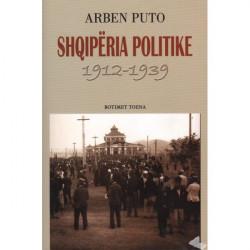 Shqiperia politike 1912 - 1939, Arben Puto