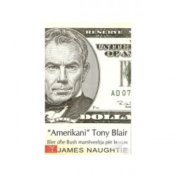 Amerikani Tony Blair, James Naughtie
