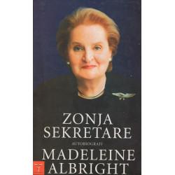 Zonja sekretare, Madeleine Albright