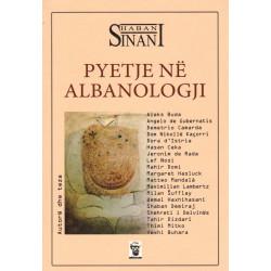 Pyetje ne albanologji, Shaban Sinani