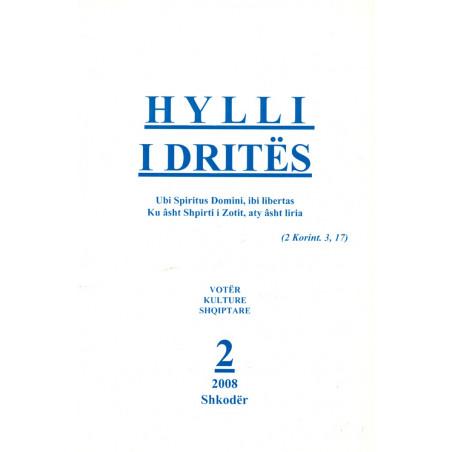 Hylli i Drites, nr. 2, 2008