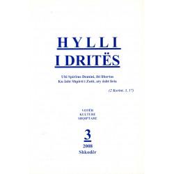 Hylli i Drites, nr. 3, 2008