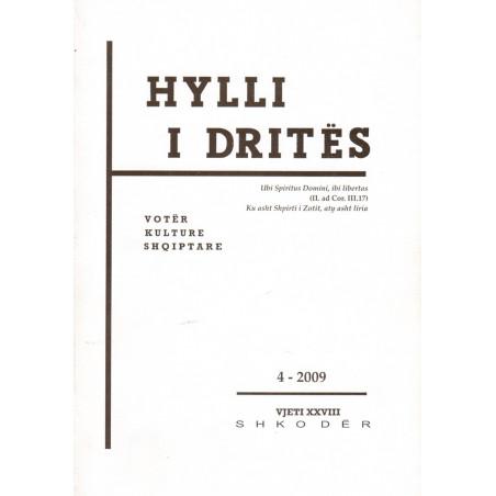 Hylli i Drites, nr. 4, 2009