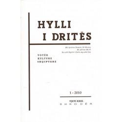 Hylli i Drites, nr. 1, 2010