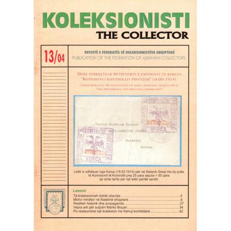 Koleksionisti, nr. 13/04, 2004