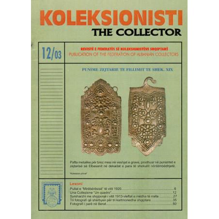 Koleksionisti, nr. 12/03, 2004