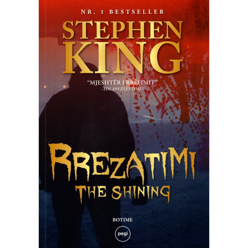 Rrezatimi, Stephen King