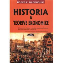 Historia e teorive ekonomike, Roger Backhouse