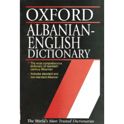 Albanian-English Dictionary (Fjalor), Leonard Newmark