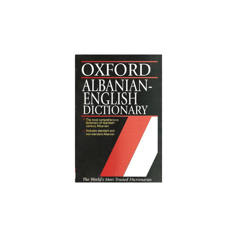 Albanian-English Dictionary (Fjalor), Leonard Newmark