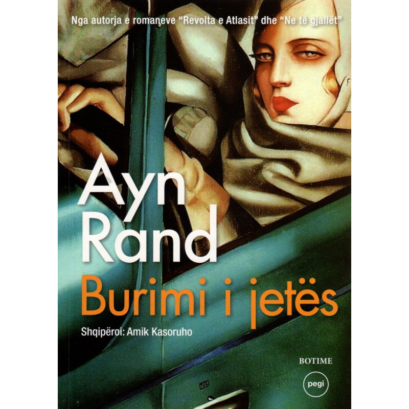 Burimi i jetes, Ayn Rand