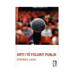 Arti i te folurit publik, Stephen E. Lucas
