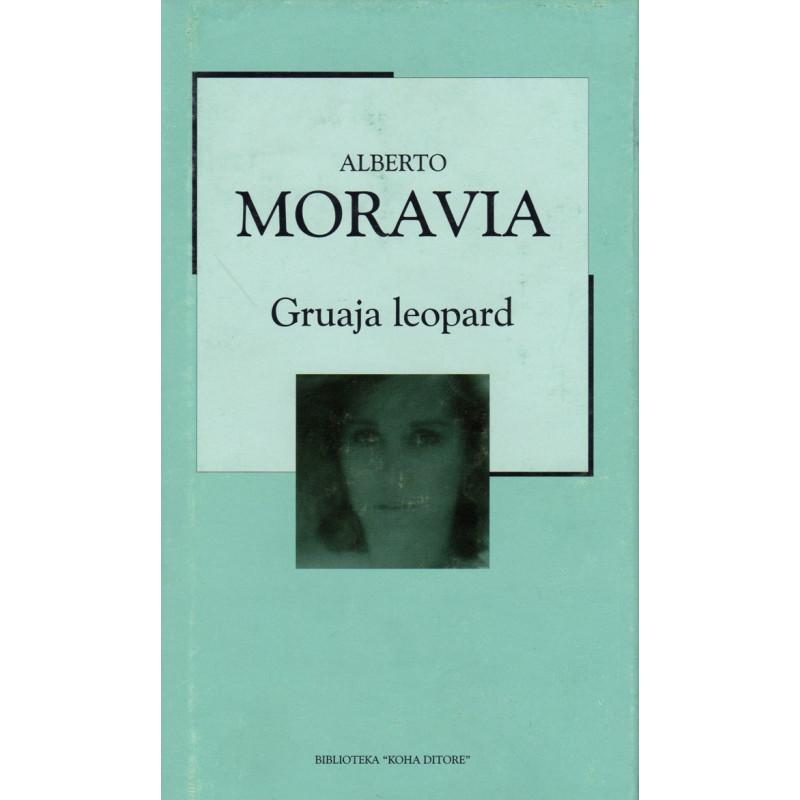 Gruaja leopard, Alberto Moravia