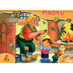 Pinoku, perralle me pop-up