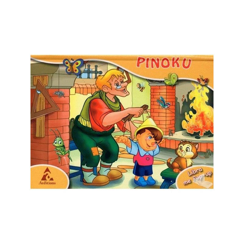 Pinoku, perralle me pop-up