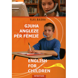 Gjuha angleze per femije, Ylvi Basha