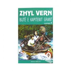 Bijte e kapitenit Grant, Roman 1, Zhyl Vern