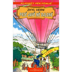 Pesë javë në balonë, Zhyl Vern