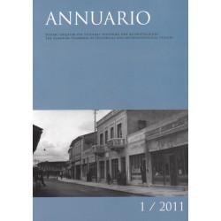 Annuario, numri 1, 2011
