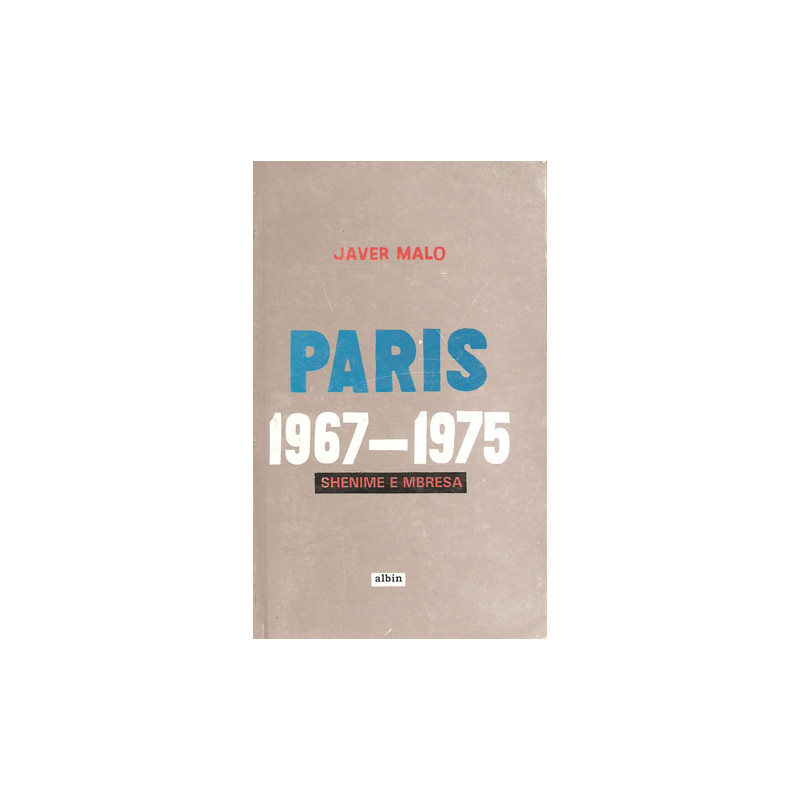 Paris, Javer Malo