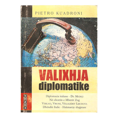 Valixhja diplomatike, Pietro Kuaroni