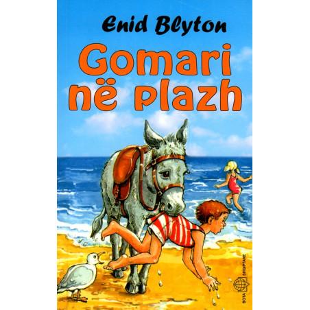 Gomari ne plazh, Enid Blyton