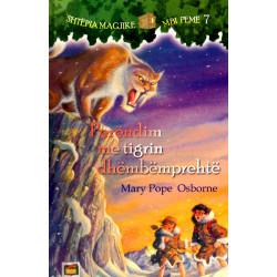 Shtepia Magjike mbi Peme 7, Perendim me tigrin dhembemprehte, Mary Pope Osborne